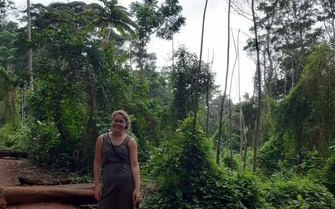 Vrijwilligerswerk en iets van Ghana zien – Irene's Ghana verslag