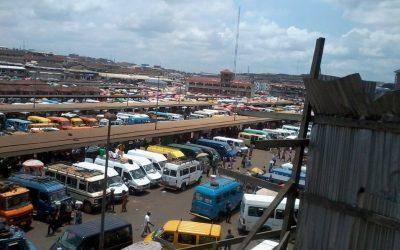 Reizen in Ghana met openbaar vervoer