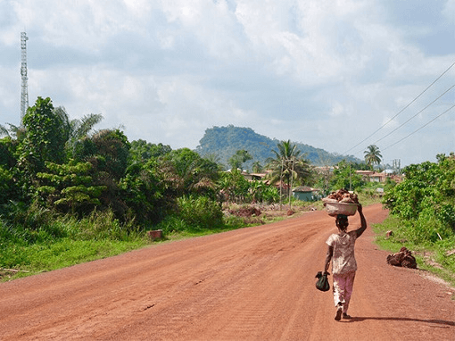 guesthouse in Ghana with a social mission