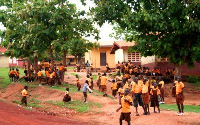The responsible alternative for volunteering in Ghana!