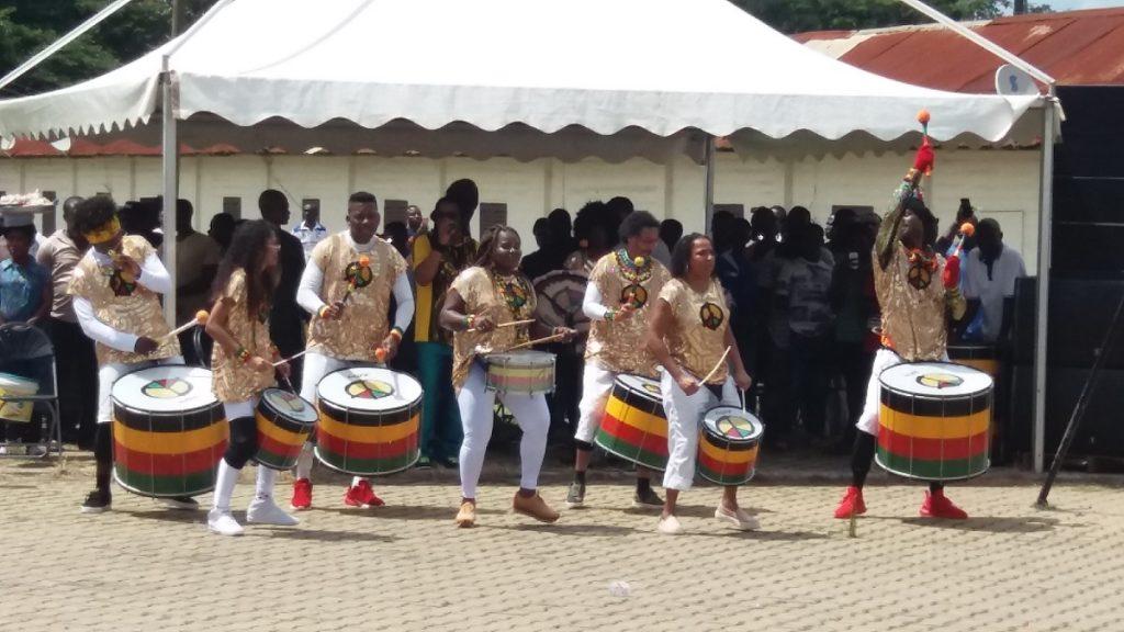 Akwasidae festival in Kumasi, Ghana