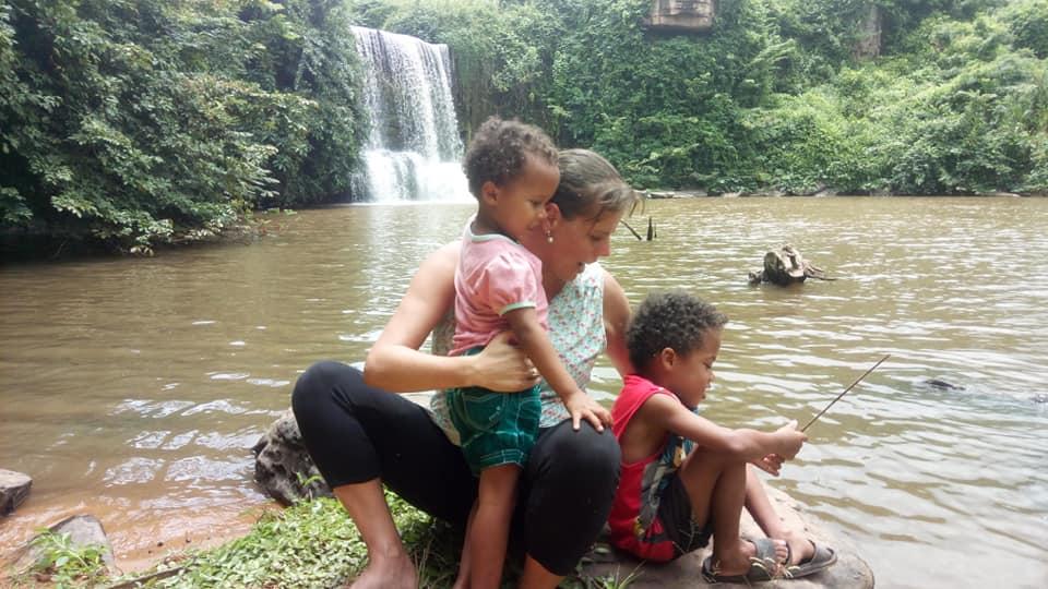 Ghana family trip