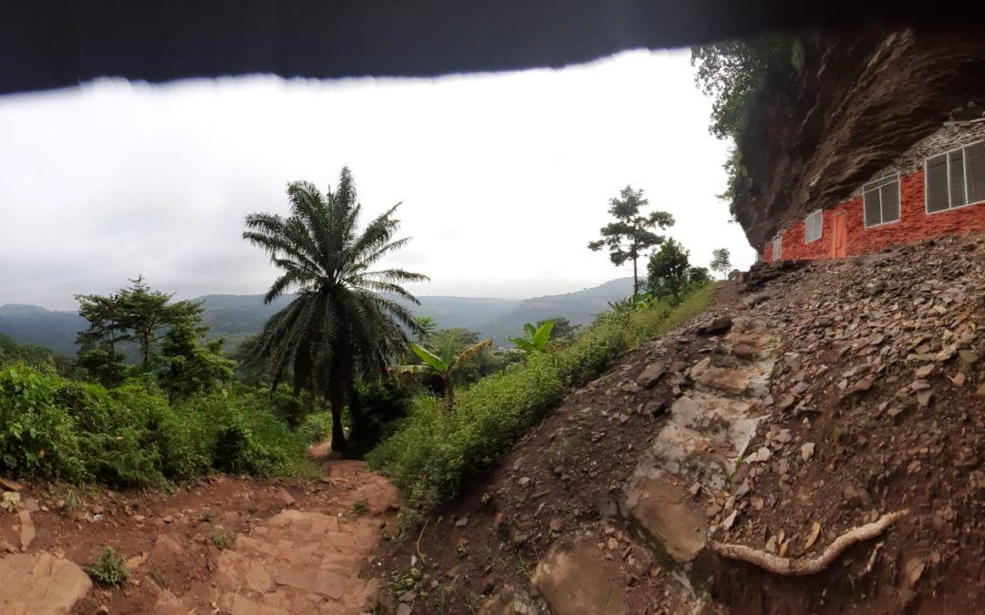 Moon&Star takes you to the Prayer Mountain                  – On an excursion to the Abesua/Atwia Mountain in Sekyere Central District –