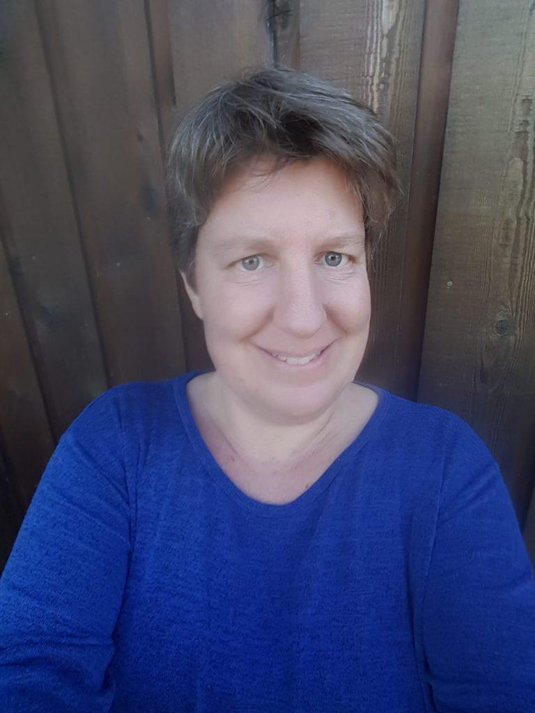 Anja van der Valk, founder of Anja's Children's home