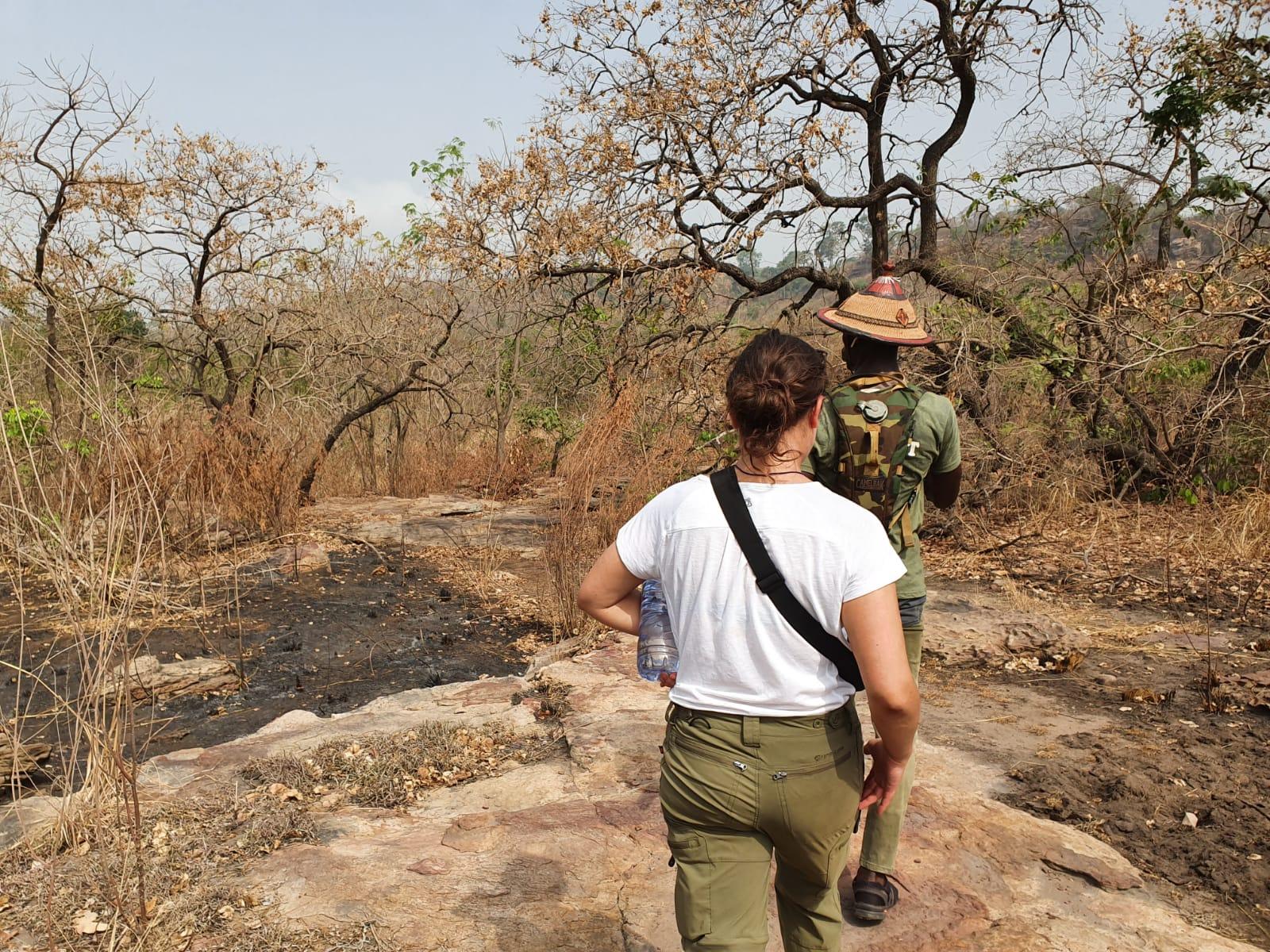 Nature weekend in Ashanti, Ghana