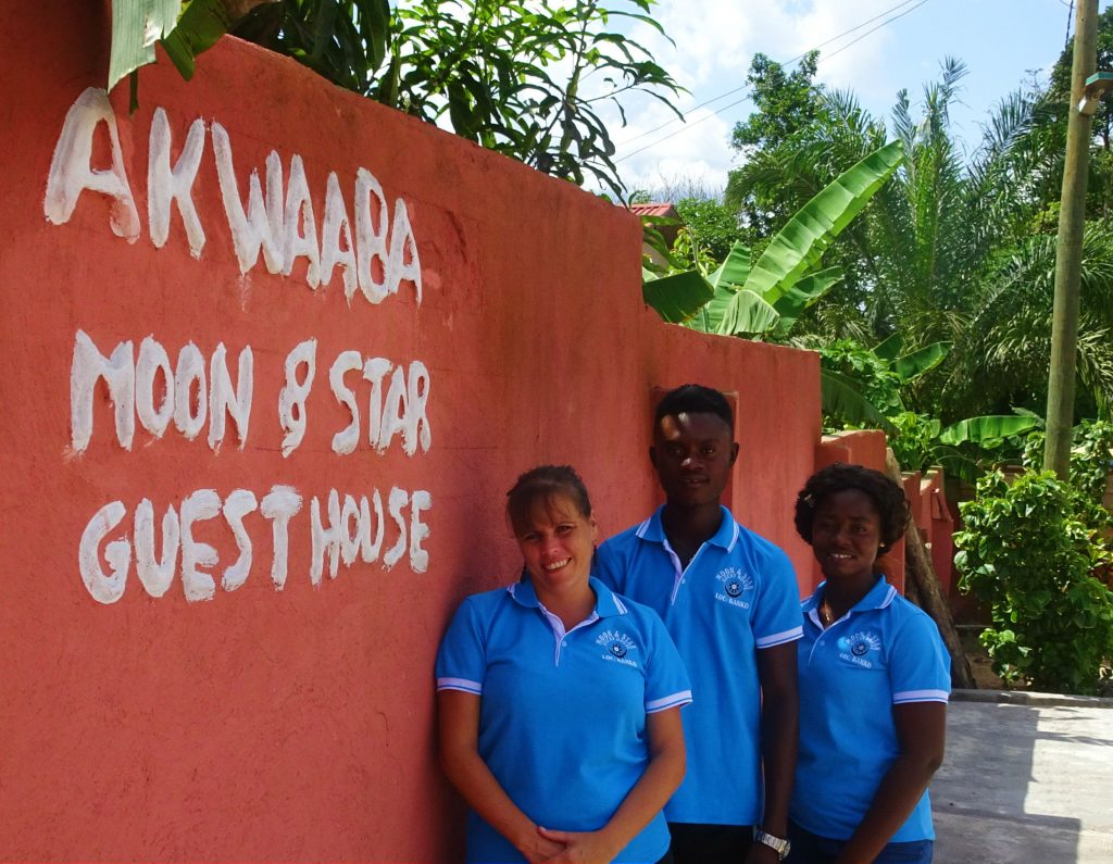 Team Moon&Star welcomes you to Ghana