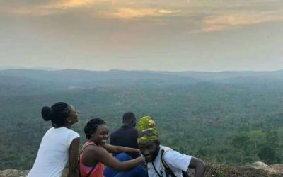 Tourist sites in Eastern region | Let's hike and tour Fanteakwa