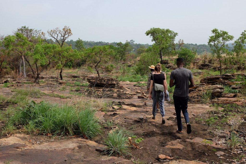 wandelen in Ashanti