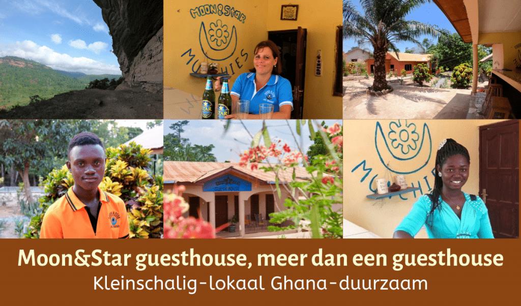 Moon & Star guesthouse, meer dan een guesthouse