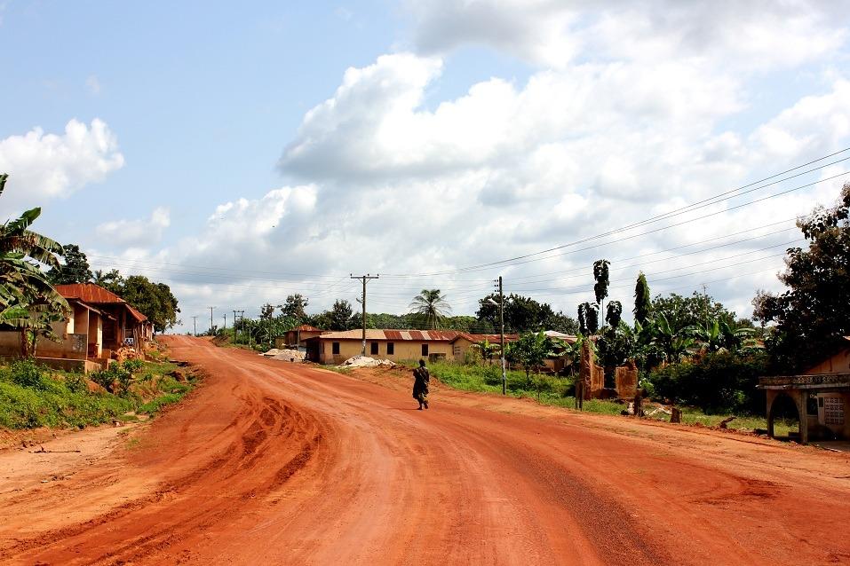 Bezoek Banko tijdens een vakantie in Ghana
