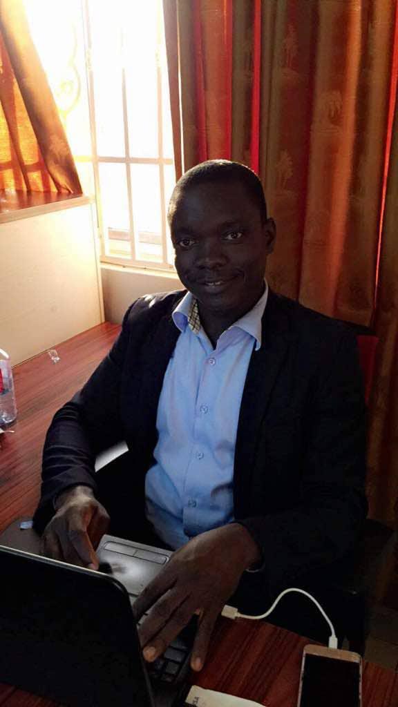 Assan Dickson, gastblogger