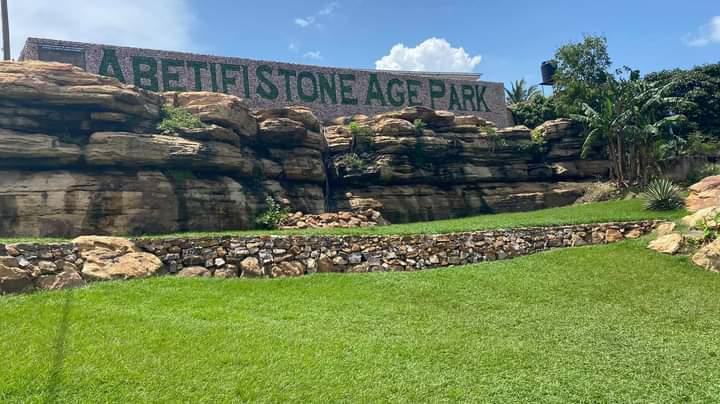 Abetifi Stone age park