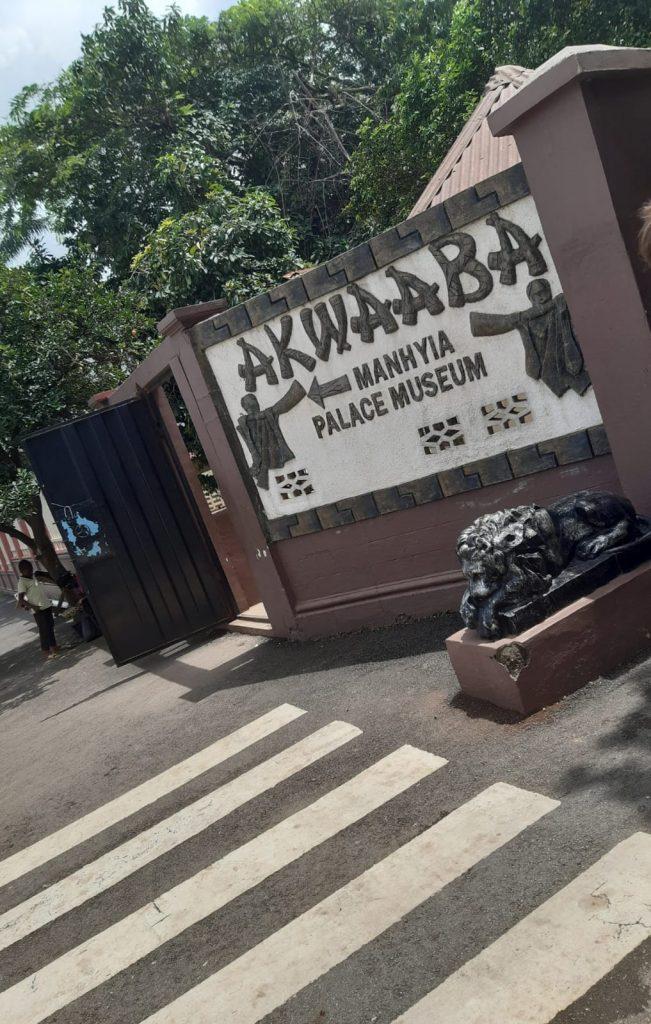 Manhyia Palace Kumasi