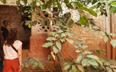 Traditionele shrines in Ashanti, bezoek ze met Moon&Star
