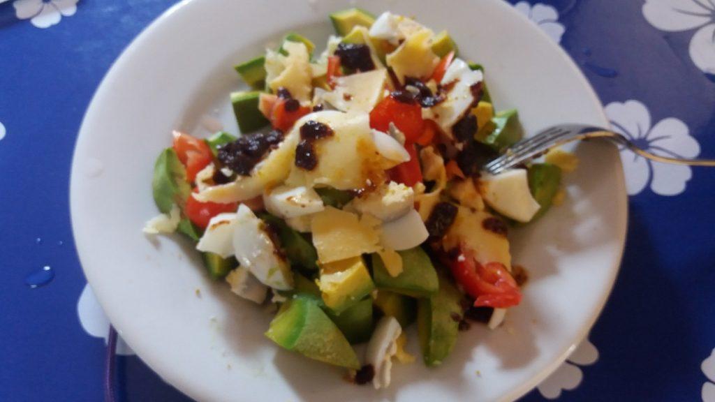 maaltijd salade