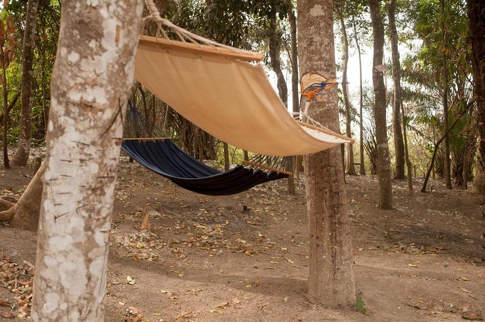 ontspannen in een betaalbaar verblijf in Ghana