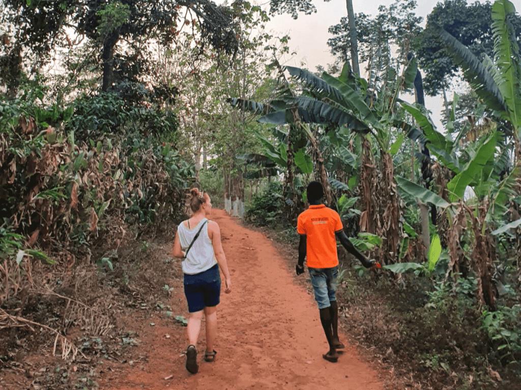 Vrijwilligerswerk in Ghana, West Afrika bij BWC