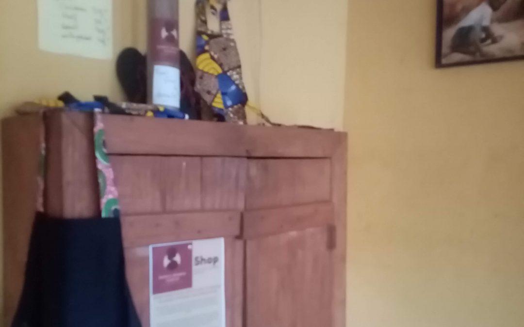 Updates over sponsoractie Banko women center